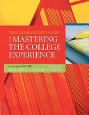 Telecourse Student Guide to Accompany Becoming a Master Student Book