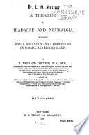 A Treatise on Headache and Neuralgia