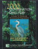 Conservation Directory 2000