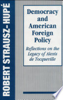 Democracy and American Foreign Policy