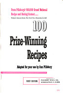100 Prize winning Recipes Book