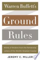 Warren Buffett's Ground Rules