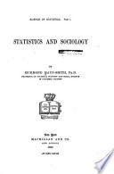Science of Statistics: Statistics and sociology