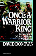Once a Warrior King Book