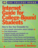 Internet Guide for College bound Students