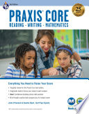 Praxis Core Academic Skills For Educators 2nd Ed Reading 5712 Writing 5722 Mathematics 5732 Book Online
