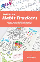 Ready to Use Habit Trackers