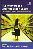 Supermarkets and Agri food Supply Chains Book