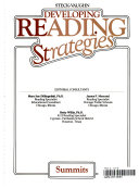 Developing Reading Strategies   Bk 5 Summits Book