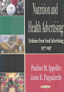 Nutrition and Health Advertising Book