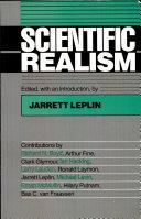 Scientific Realism
