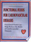 Functional Foods For Cardiovascular Diseases Book PDF