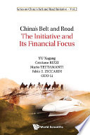 China S Belt And Road The Initiative And Its Financial Focus Book