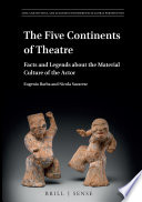 The Five Continents Of Theatre Book PDF