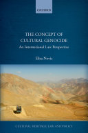 The Concept of Cultural Genocide