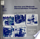 Service and Methods Demonstration Program