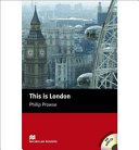 Books - Mr This Is London+Cd | ISBN 9781405087117