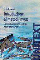 Introduzione ai metodi inversi Pdf/ePub eBook