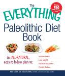 The Everything Paleolithic Diet Book Pdf/ePub eBook