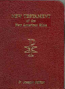 New Testament of the New American Bible