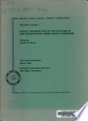 Subject Headings Used in the Catalogs of the United States Atomic Energy Commission