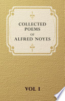 Alfred Noyes Books, Alfred Noyes poetry book