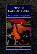 Books - Phantsi Kwentab Etafile | ISBN 9780195709797