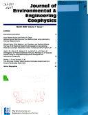 Journal of Environmental   Engineering Geophysics Book