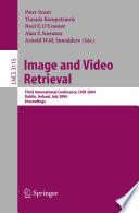 Image And Video Retrieval Book PDF