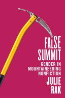 False Summit Pdf/ePub eBook