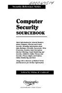 Computer Security Sourcebook Book