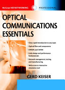 Optical Communications Essentials [Pdf/ePub] eBook
