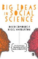 Big Ideas in Social Science Pdf/ePub eBook