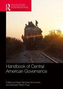 Handbook of Central American Governance [Pdf/ePub] eBook