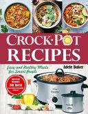 Crock Pot Recipes Book PDF