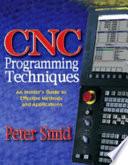 CNC Programming Techniques Book