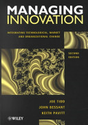 Cover of Managing Innovation