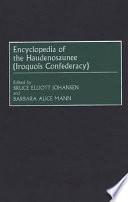 Encyclopedia of the Haudenosaunee (Iroquois Confederacy)