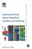 Waterproof and Water Repellent Textiles and Clothing Book