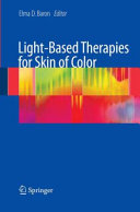 Light-Based Therapies for Skin of Color