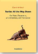 Turtles All the Way Down Book