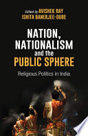 Nation, Nationalism and the Public Sphere