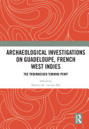 Pdf Archaeological Investigations on Guadeloupe, French West Indies Telecharger