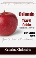 Pdf Orlando Travel Guide Telecharger