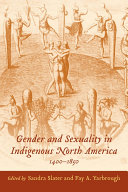 Gender and Sexuality in Indigenous North America, 1400-1850 Pdf/ePub eBook