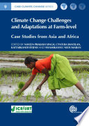 Climate Change Challenges and Adaptations at Farm level