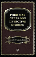 Four Max Carrados Detective Stories Illustrated Read Online