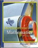 Developmental Mathematics  Tasp Version
