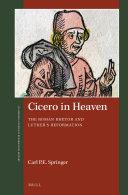 Cicero in Heaven