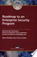 Roadmap to an Enterprise Security Program Book